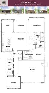 Echo Glen Bungalow Home Plan homes for sale in santa maria harvest glen residence one