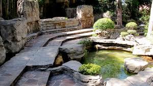 Big Rock Garden 365 Los Angeles 236 Los Angeles Academy Rock Garden