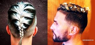 feminization hair man braids are the latest assault on traditional masculinity and