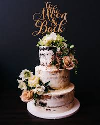 Christmas Cake Decorations Gold by Best 25 Engagement Cake Toppers Ideas On Pinterest Engagement