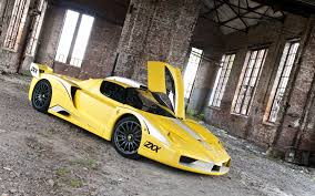 golden ferrari enzo ferrari facts car confessions in beirut