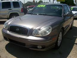 hyundai sonata 2003 2003 hyundai sonata gls 4dr sedan in alsip il rbm auto brokers