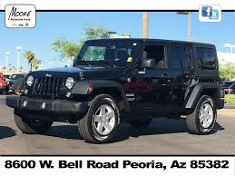 cars jeep 2016 moore chrysler jeep vehicles for sale in peoria az 85382