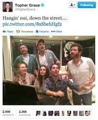 That 70s Show Meme - that 70s show cast reunited and it feels so good