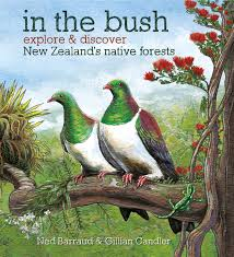 native nz plants in the bush