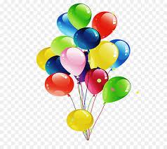 balloons gift balloon birthday gift party clip birthday balloons png