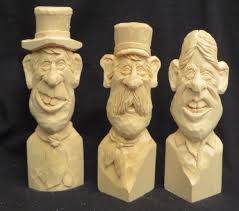 wood carving caricatures workshop woodcarving a caricature wih pete leclair