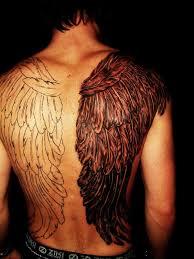 Wing Back Tattoos For - back for wings danielhuscroft com