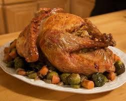 italian thanksgiving turkey