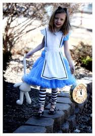 Alice Wonderland Costume Halloween Child Tutu Alice Costume Kids Alice Wonderland Halloween