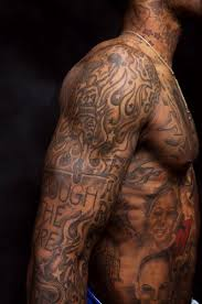 the first tattoo smith got done was one of himself dunking 29