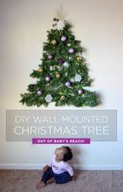3 d wall tree i made this with two 9 ft strands of pre