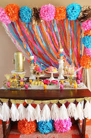 themed bridal shower decorations best 25 bridal showers ideas on mexican theme