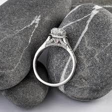 custom wedding ring custom engagement rings hart