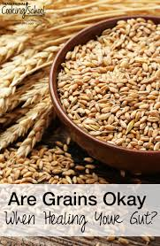 are grains okay when healing your gut