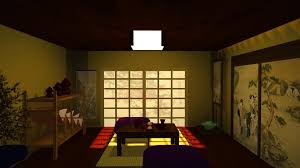 edited japanese dining room by christori on deviantart