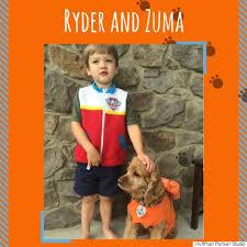Batman Robin Dog Halloween Costumes 10 Adorable Halloween Costumes Kids Dogs Didn U0027t