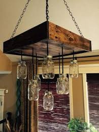 Canning Jar Lights Chandelier Vintage Wedding Ideas With The Cutest Details Mason Jar