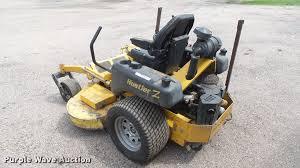 hustler z ztr lawn mower item dm9715 sold june 6 govern