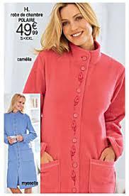 robe de chambre damart damart promotion robe de chambre velours et biais satin produit