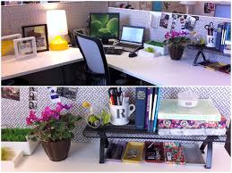 ideas appealing home office decorating ideas pinterest cubicle
