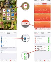 how to let app store apps access the health app for iphone imore