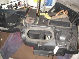 how to heater core removal and hoses photos thread just commodores