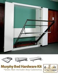 Murphy Bunk Bed Plans Murphy Bed Diy Kit By Lift U0026 Stor Beds Maybe A Better Idea