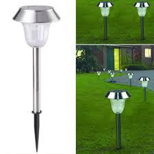 Garden Led Solar Lights by Garden Light Solar Elegant Best Eco Friendly Lights For Greener