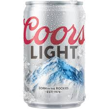 Coors Light Beer 6 8 Fl Oz Cans Walmart Within How Many Calories