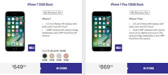 black friday metro pcs phones 7 and iphone 7 plus coming to metropcs but limited quantities
