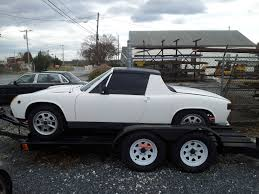 old porsche 914 1973 porsche 914 original 2 0 4 cylinder car with fuch wheels