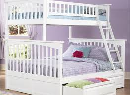 Girls White Twin Bed White Bunk Beds For Girls Buythebutchercover Com