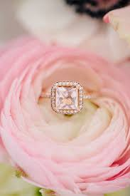 pink wedding rings 19 pink engagement rings so pretty they ll make you blush huffpost