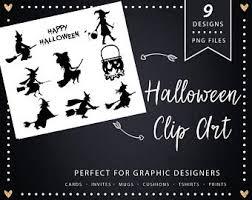 free halloween clipart witch cauldron clip art halloween etsy