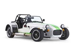 caterham seven 270s a truly hair raising experience if you can