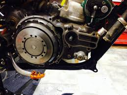 2009 ktm 300 xc clutch cover leaking coolant south bay riders