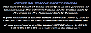 desk appearance ticket lookup traffic section