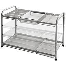 Under Cabinet Dish Rack Kitchen U0026 Bath Storage Dish Rack Coaster Set U0026 More Bed Bath