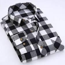 vfan flannel men plaid shirts 2016 new autumn luxury slim long