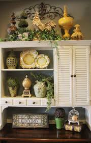best 25 above cabinet decor ideas on pinterest kitchen