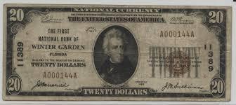 winter garden hometown currency