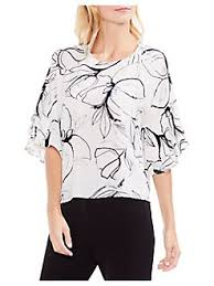 stein mart blouses vince camuto apparel tops lordandtaylor com