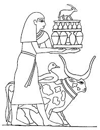 imagenes egipcias para imprimir dioses egipcios para colorear az dibujos para colorear