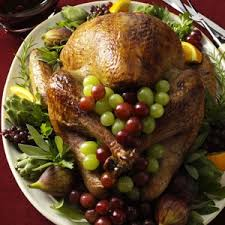 roast turkey recipe taste of home 11 best turkey plating images on thanksgiving turkey