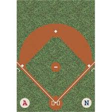Baseball Area Rug Sports Area Rugs You Ll Wayfair