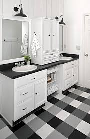 is vinyl flooring for a bathroom how to paint vinyl flooring for a room makeover