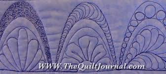 free motion quilting on a sit down machine archives the quilt