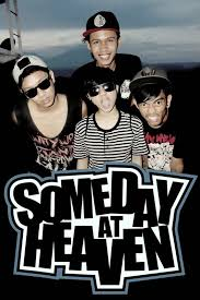 someday at heaven band pop kediri galfdom