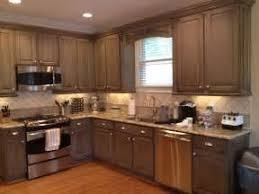 Atlanta Cabinet Refinishing Faux Finishes For Kitchen Faux Paint - Faux kitchen cabinets